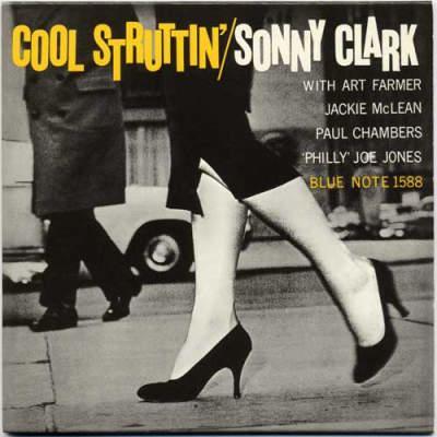 image of sonny clark album - cool struttin'