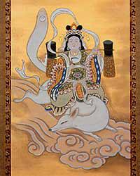 """Dossier Février-Mars 2015 : Inari - Kami (""""divinité"""") japonais 2-003"""