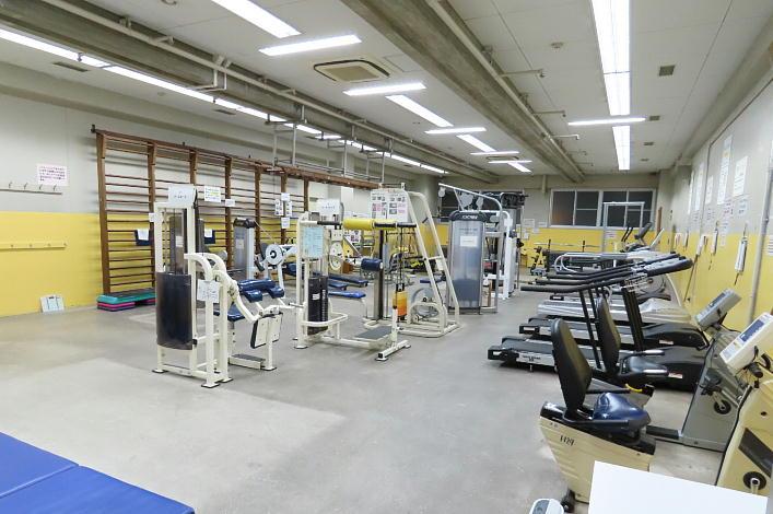 寝屋川市立市民体育館の画像